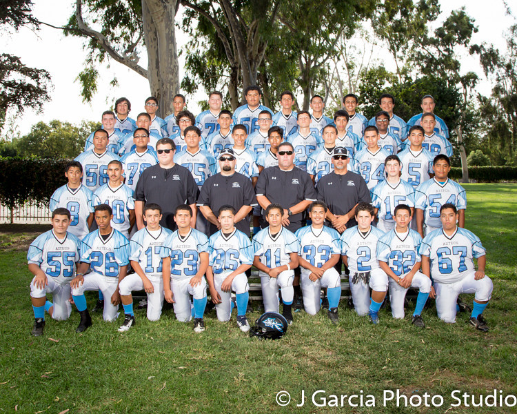 Football Frosh Team 2013-2014-11